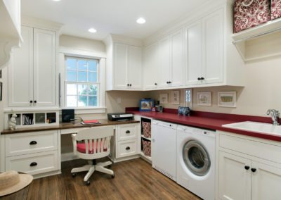 Mudroom & Laundry Room