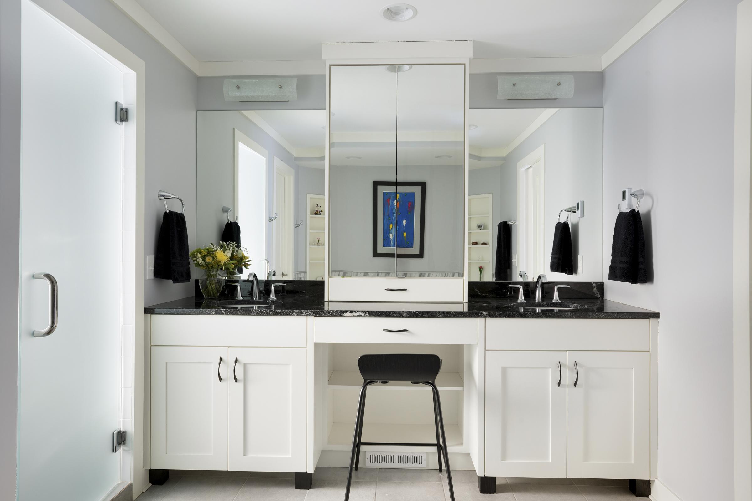 Bathroom Remodel Minneapolis Decorative Concrete Vanity Bathroom Remodel Custom Concrete