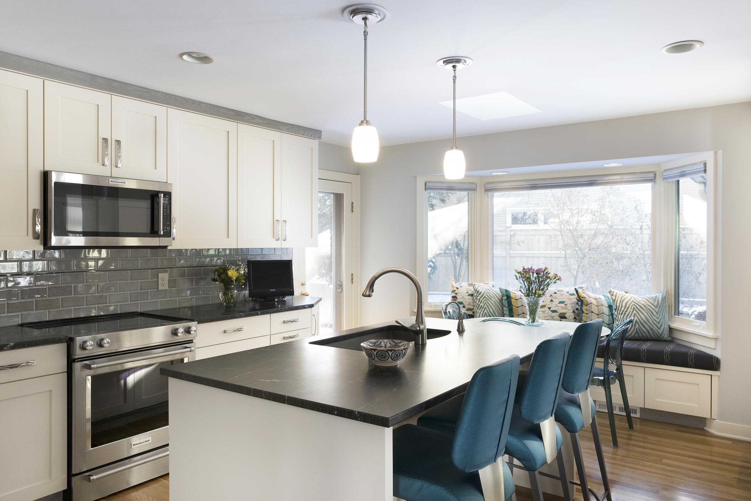 Contemporary Minneapolis Remodel | Carrigan Curtis Design Build