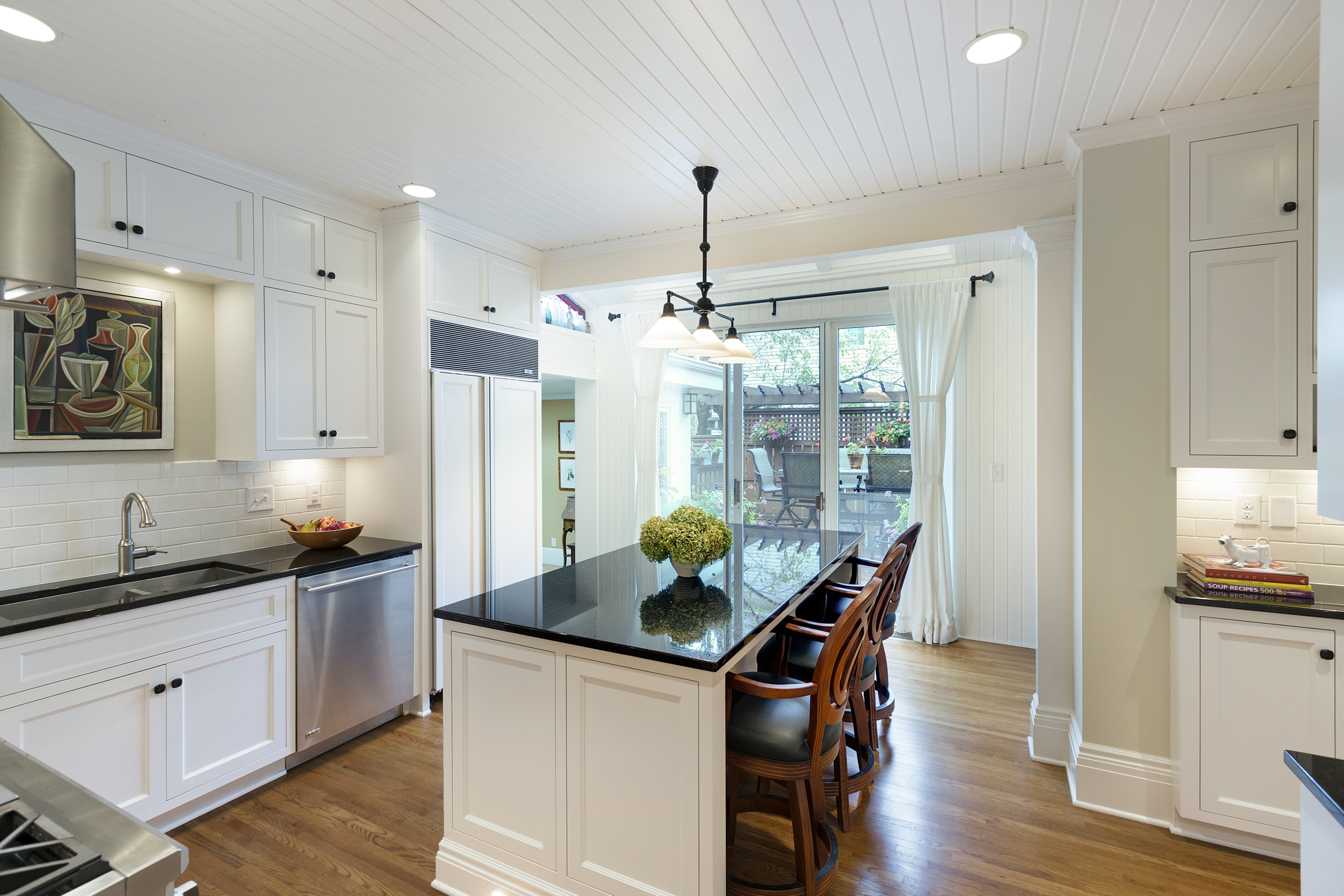 Traditional Lake of the Isles Home | Carrigan Curtis Design Build